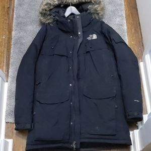 North Face Heavy winter parka for men size M